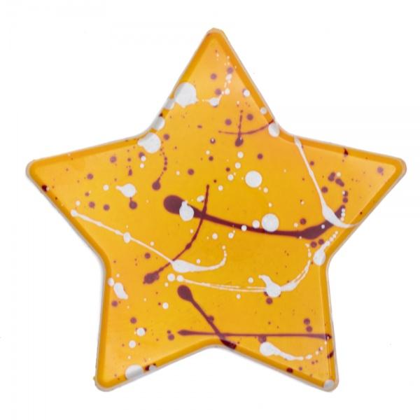 Weihnachtsstern Zartbitter-Schokolade